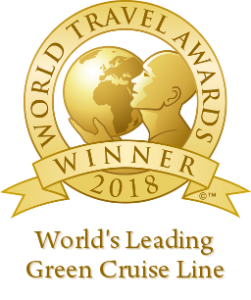 World leading green cruise line 2018 Award